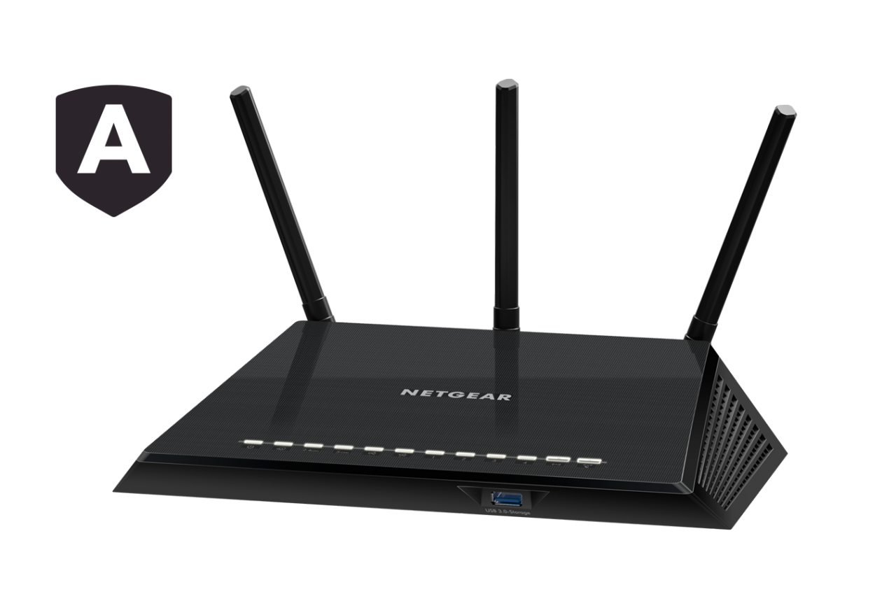 Netgear Gigabit WLAN-Router